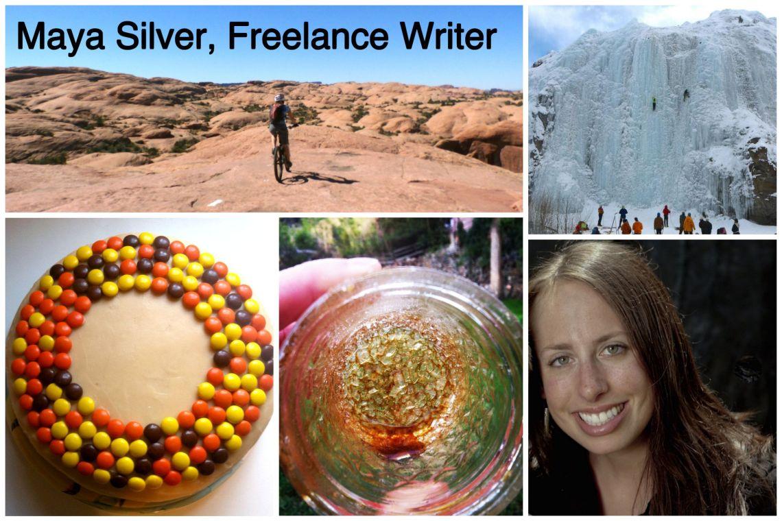 Maya Silver, Freelance Writer