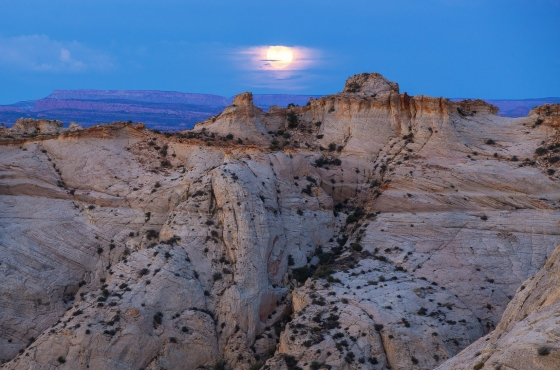 Grand Staircase Escalante. Photo credit: BLM